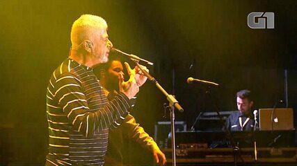 Festival de Inverno Bahia: Lulu Santos toca 'Orgulho e preconceito'