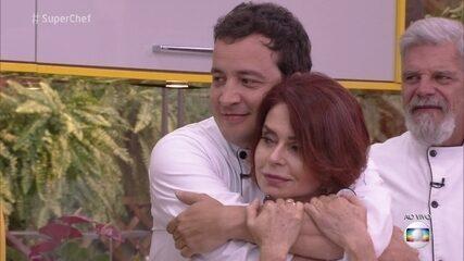 Françoise Forton é eliminada na Panela de Pressão