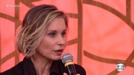 Paula Burlamaqui relembra início da carreira 'por acaso'