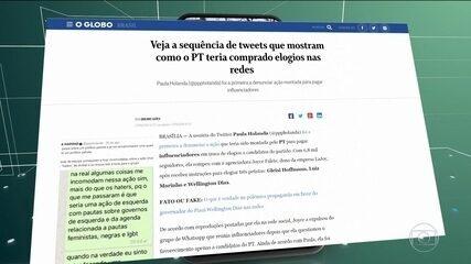 MP investiga suposto pagamento por propaganda eleitoral em rede social