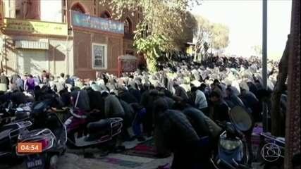 ONU está alarmada com relatos de detenção em massa de etnia muçulmana na China