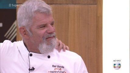 Raul Gazolla deixa o 'Super Chef Celebridades'