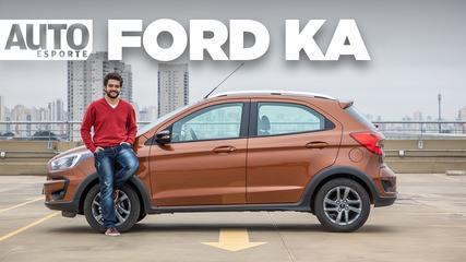 Ford Ka: o novo câmbio automático e a nova tela multimídia são suficiente para o hatch?
