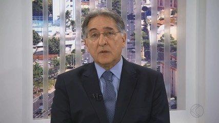 Candidato à reeleição em MG, governador Fernando Pimentel é entrevistado na TV Integração