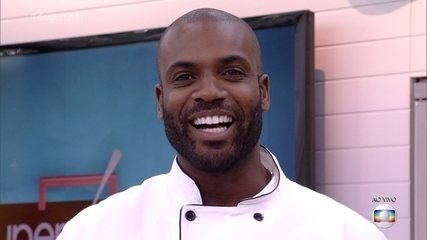 Rafael Zulu defende a permanência no 'Super Chef Celebridades'