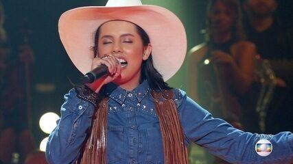 """Morgana Rodrigues canta """"Ainda Ontem Chorei de Saudade"""""""