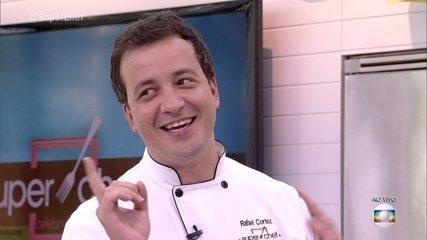 Rafael Cortez deixa o 'Super Chef Celebridades'