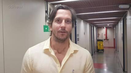 Vladimir Brichta adianta detalhes sobre a morte de Remy