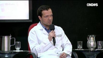 Equipe médica explica detalhes sobre estado de saúde de Jair Bolsonaro