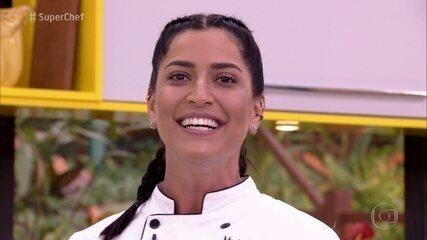 Maria Joana defende sua permanência no 'Super Chef Celebridades'