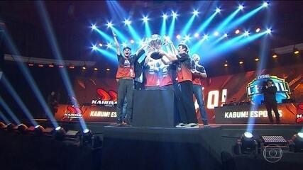 Na final do CBLoL, tradição da Kabum fala mais alto e o Flamengo fica com o vice