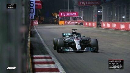"""Reginaldo: """"Hamilton está escrevendo um caminho para ser o melhor da história da F1"""""""