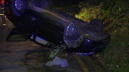 Jovem morre em acidente dentro do Parque Barigui
