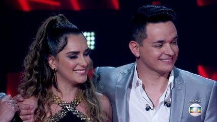 Confira quem vai representar o time Teló na final do 'The Voice Brasil'