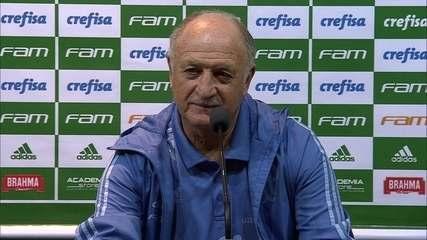Veja a entrevista de Luiz Felipe Scolari após a eliminação na semifinal da Copa do Brasil