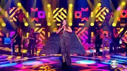 """Erica Natuza canta """"Anunciação"""""""
