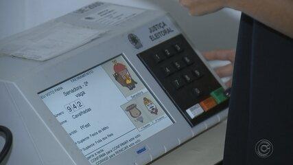 88 mil eleitores estão impedidos de votar em Sorocaba por não terem cadastrado biometria