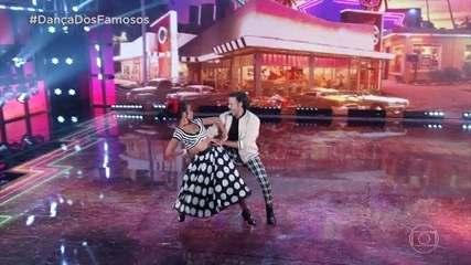 Nando Rodrigues dá show de desenvoltura em sua dança! 👏👏👏