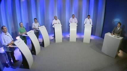 Debate para governador do Amazonas