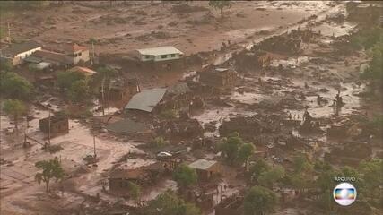 Samarco, Vale e BHP fecham acordo para indenizar vitimas do desastre de Mariana