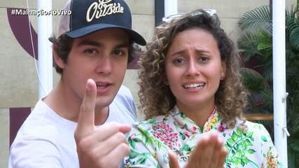#MalhaçãoAoVivo: Equipe e elenco celebram chegada na metade da novela