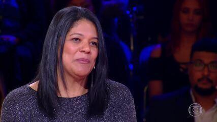 Claudia Pastor segue no desafio do 'Quem Quer Ser Um Milionário'