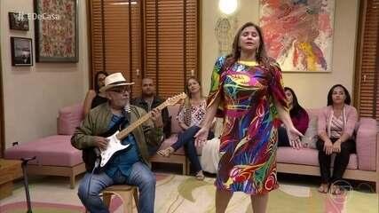 Fafá de Belém canta 'Coração do Agreste'