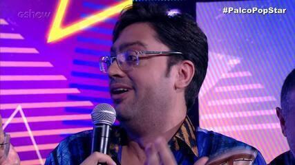 PopStar ao vivo na web: Fernando Caruso comenta a eliminação