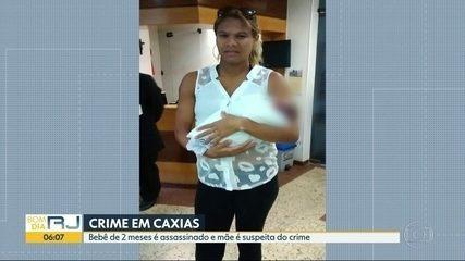 Dois suspeitos de matarem bebê são presos em Duque de Caxias