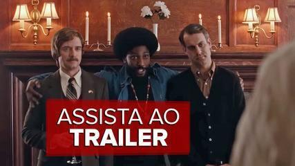 Veja trailer de 'Infiltrado na Klan'