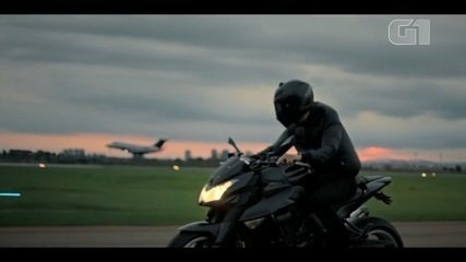 Vídeo de lançamento de jato da Embraer tem trilha do Top Gun
