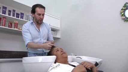 Hairstylist Marcos Proença dá dicas