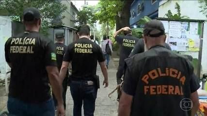 Prefeito e outras 17 pessoas são presas em Pernambuco por fraude previdenciária