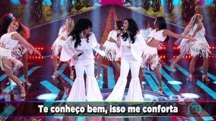 """As Marcianas cantam """"Podia Ser Eu"""""""