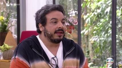 Luis Lobianco comemora sucesso como Clovinho de 'Segundo Sol'
