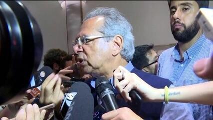 'Precisamos de uma reforma da Previdência', afirma Paulo Guedes