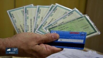 Adolescente é detido por falsificar documentos para tirar empréstimos