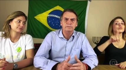 Vários chefes de Estado do mundo todo cumprimentam Jair Bolsonaro por vitória nas urnas