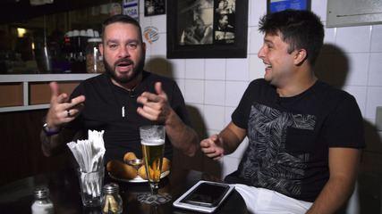 """Quintal da Bola"": Marcos Chiesa, o ""Bola"", encara desafios e perguntas sobre o Palmeiras"