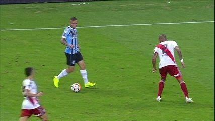 Melhores momentos de Grêmio 1 x 2 River Plate pela Taça Libertadores 2018