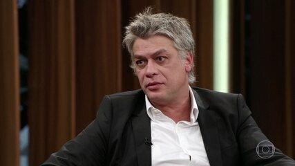 Fábio Assunção revela que filho o ajudou a lidar com os memes