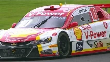 Ricardo Zonta vence corrida 1 da Stock Car em Goiânia