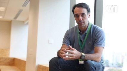 Entrevista com o presidente da Creditas