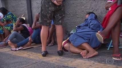 Gastos públicos com saúde por habitante cresceram menos do que a inflação