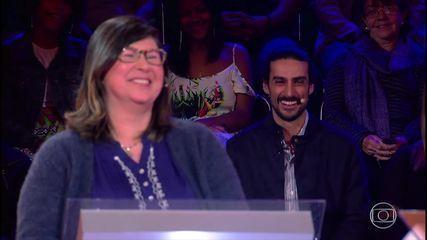 Rejane Marzullo é a nova concorrente no ´Quem Quer Ser Um Milionário`