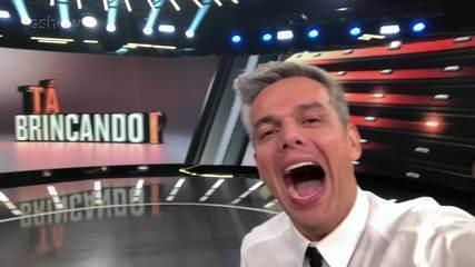 Otaviano Costa convida para o 'Tá Brincando', seu novo programa que estreia em janeiro