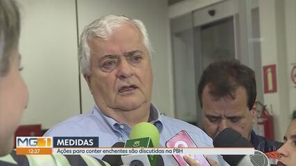 Após mortes por causa da chuva, Defesa Civil estuda colocar sirenes na Av. Vilarinho