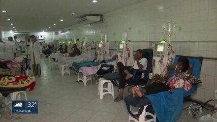 Clínica de nefrologia no Recife pode fechar as portas por atraso de verbas estaduais