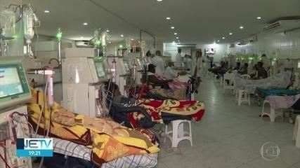 Clínica denuncia falta de repasse de verba do estado para pacientes renais em Pernambuco