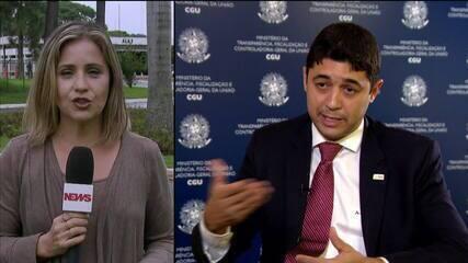 Bolsonaro confirma Wagner Rosário na Controladoria-Geral da União